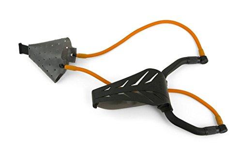 Fox Rangemaster Powerguard Schleuder - Multi Pouch, Futterschleuder, Angelzwille, Futterzwille, Hilfsmittel zum Anfüttern auf Karpfen