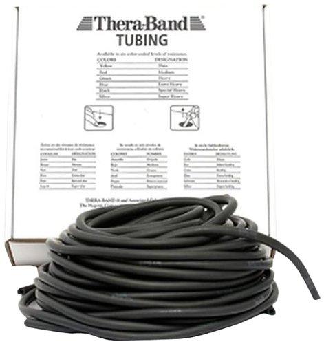 Thera-Band Tubing 7,50 m, spez. stark/schwarz