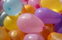 Ballons für Wasserbombenschleuder